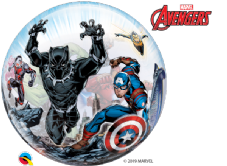 Avengers Assemble Bubble Balloon